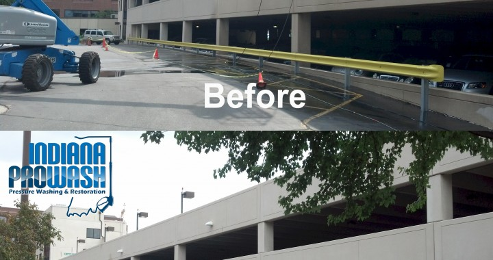 Parking Garage Cleaning Indiana